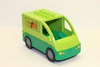 Фургон зеленщика